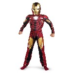 Iron Man 2 Mark VI Muscle Suit