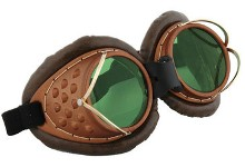 The Machinist Steampunk Goggles